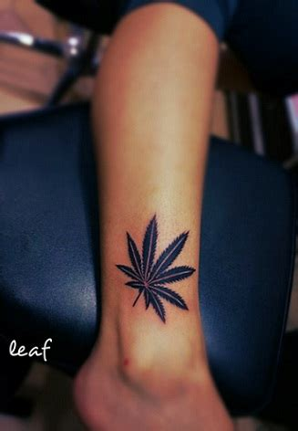 weed tattoo designs  images styles  life