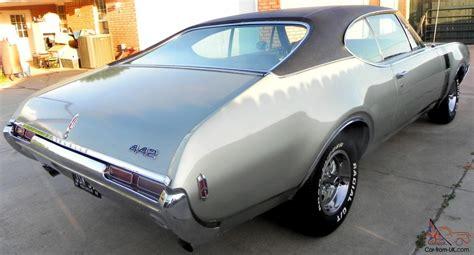 For Sale Ebay by Frame Restoration 1968 Olds True 442 Cutlass No