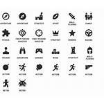 Shield Icons Nvidia
