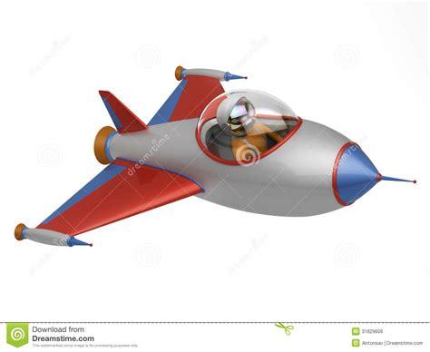 Spaceship Royalty Free Stock Image