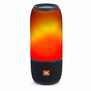 Portable wireless speaker JBL Pulse 3, JBLPULSE3BLKEU