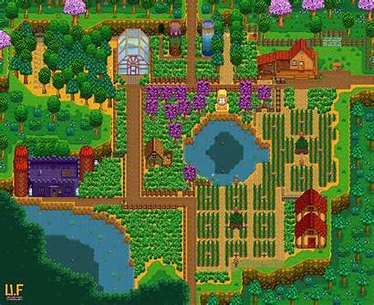 Stardew Valley Wilderness Farm Layout Farms Types