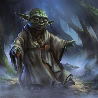 Jedi Master Yoda Wars Darth Starwars Vader