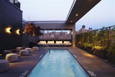 hotel americano new york boutique hotel nyc owegoo