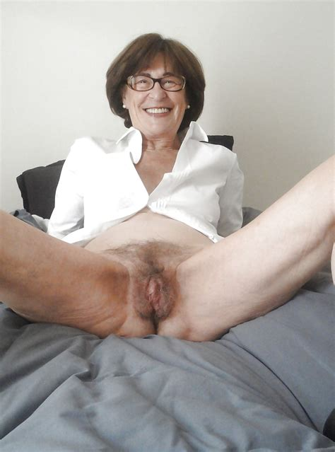 Tight Granny Loves Showing Her Hairy Pussy 22 Pics