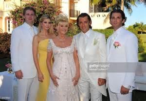 Ivanka and Ivana Trump Wedding