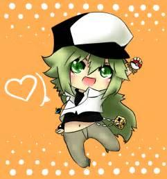Chibi N From Pokemon