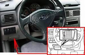 Fuse Box Diagram  U0026gt  Subaru Forester  Sg  2003 U20132008