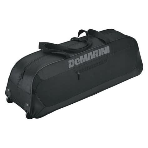 demarini uprising wheeled bag baseball taschen