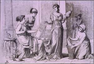 women in ancient greece | Katie and Martin's Blog on the ...