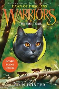warrior cat books warriors of the clans 1 the sun trail by erin