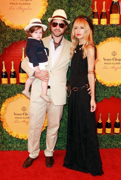 Photos: Celebrity Families Attend the Veuve Clicquot Polo ...