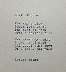 winter by robert frost - Google Search | library lessons ...