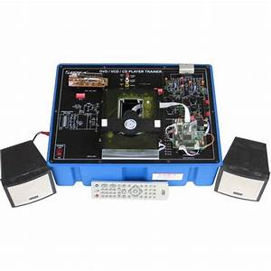Cd    Vcd    Dvd Player Trainer