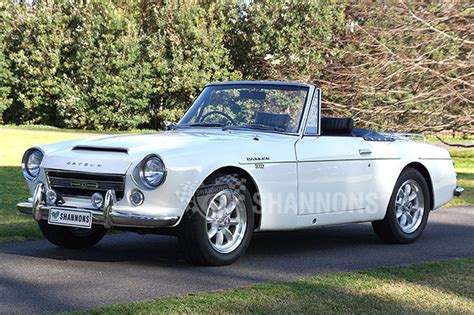 nissan fairlady sold datsun 39 fairlady 39 2000 sports roadster auctions