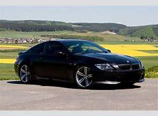 BMW M6 E63 50 i V10 507 CV données techniques des