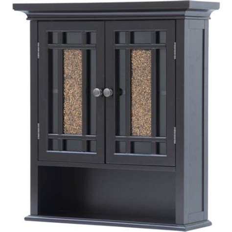Walmart Bathroom Wall Cabinets by Home Fashions Deshler Wall Cabinet Walmart