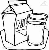 Milk Coloring Drinks Kb Viewed sketch template