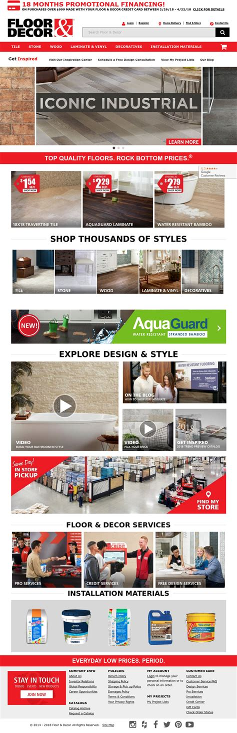 floor and decor earnings floor and decor competitors decoratingspecial com