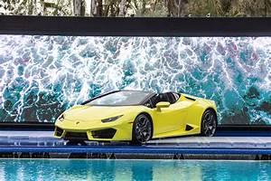 Lamborghini Hurac U00e1n Rear