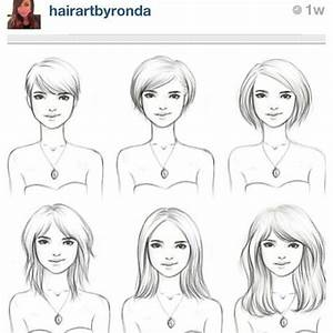 Love This Diagram Showing How To Grow Out Short Hair  I U0026 39 M