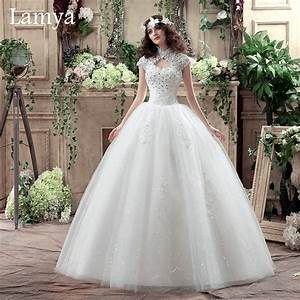 lace sweetheart short wedding dress 2016 cheap plus size With cheap plus size lace wedding dresses
