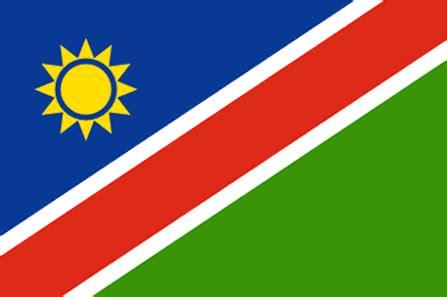 namibia flag  description