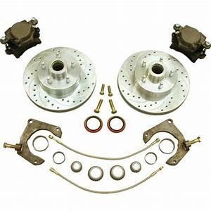 Helix Suspension Brakes and Steering 25922 Mustang II 11 inch High Performance Big Brake ...