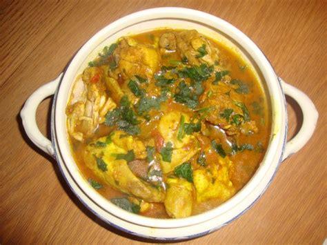 cuisine mauricienne recettes ici et ailleurs le carri de poulet