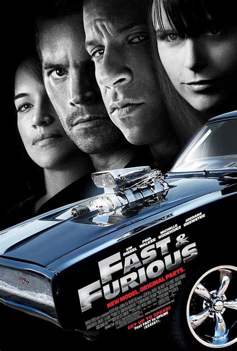 poster furious fast final filmofilia