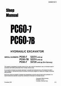 Komatsu Pc60