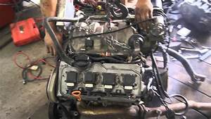 Audi 4 2 V8 Abz Engine First Start Swap Krt 4x4
