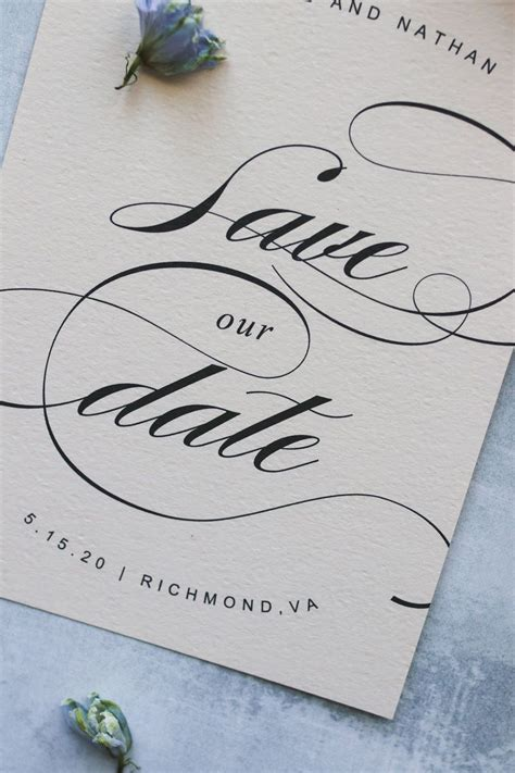 Free save the date templates Save the date ideas Save
