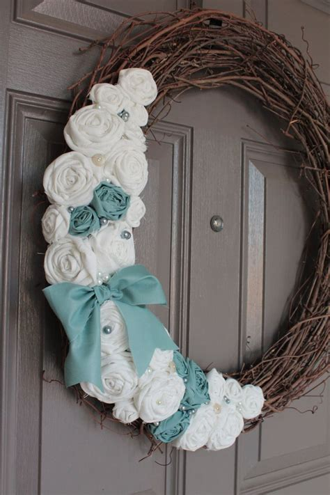 shabby chic rosettes wreath rosette wreath rosette wreaths shabby chic wreath wreaths summer wreath summer wreaths