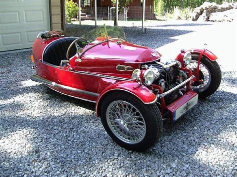 1937 Morgan Jzr Supersport