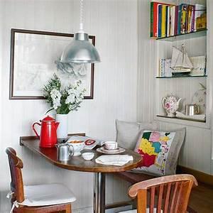 Table Cuisine Murale : designs cr atifs de table pliante de cuisine ~ Melissatoandfro.com Idées de Décoration