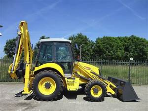 New Holland B90B new unused - Backhoe loaders, Year of ...