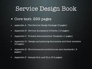 itil intermediate service design how is itil v3 service With itil service design document template