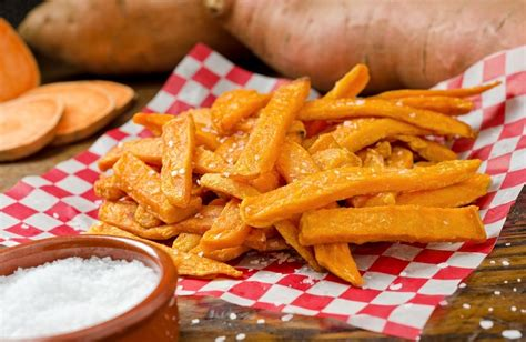 potato sweet fries airfryer ever air fryer potatoes healthy toddlers they thanksgiving snacks recipes recipe food snack superfoods go
