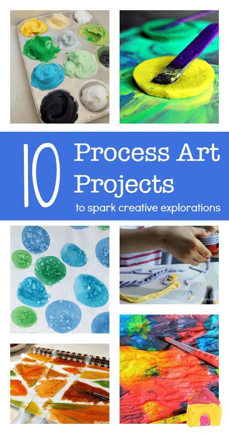 creative art lesson plans for preschoolers top 10 process activities for children 372