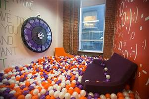 The Base Camp Ball Pit. This ...