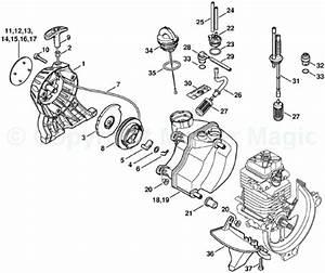 Stihl Fs 44 Spare Parts List
