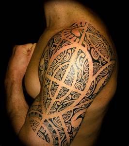 Tatouage Bras Complet Homme : tatouage maori d couvrez les plus beaux mod les de ~ Dallasstarsshop.com Idées de Décoration