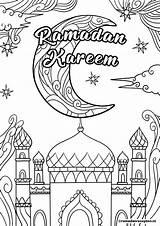 Ramadan Eid Coloring Printable Pages Sheets Mubarak Kleurplaat Colouring Activities Aid Kinder Nl Happy Pour Crafts Mouton Dessin Mandala Malvorlagen sketch template