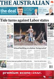 News The Of Sydney by Newspaper The Australian Australia Newspapers In