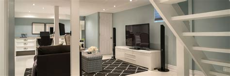 how to partially finish your basement on a budget