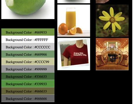 get html color from image get image color get the most used colors in an image