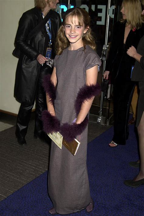 Emma Watson Harry Potter Premiere Style