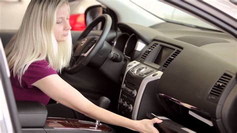 nissan murano owners manual youtube