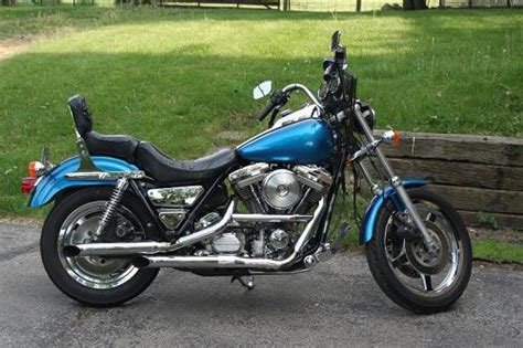 1989 Harley-davidson® Fxrs-conv Low Rider® Convertible